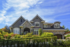 beautiful new luxury home in the Triangle Parade of Homes