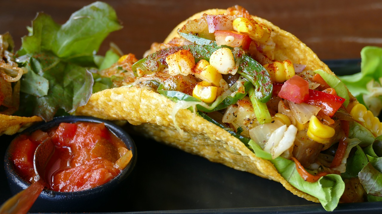 best places to eat in apex: tacos mexico