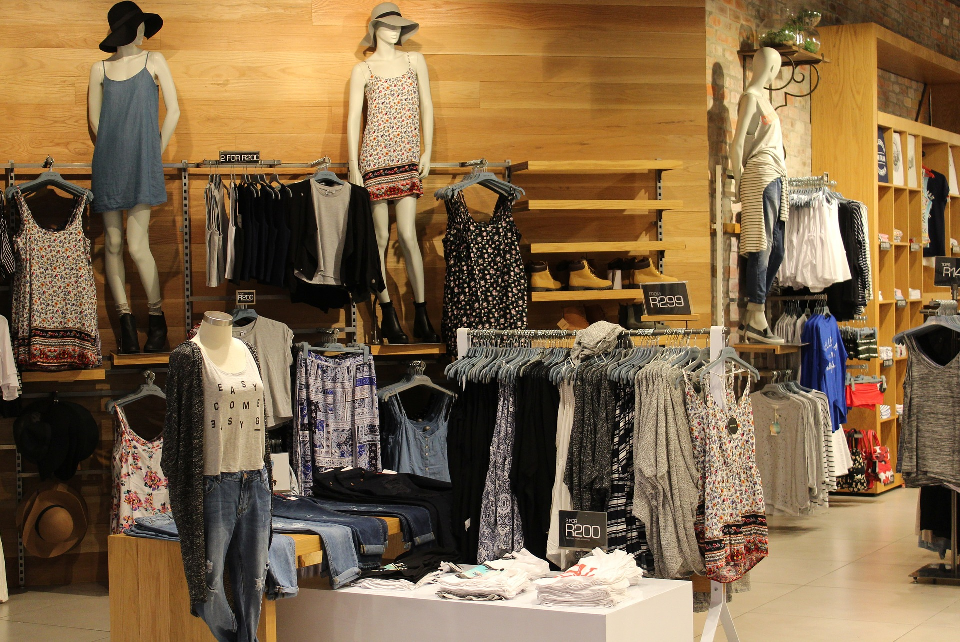 best clothing store to shop local in raleigh