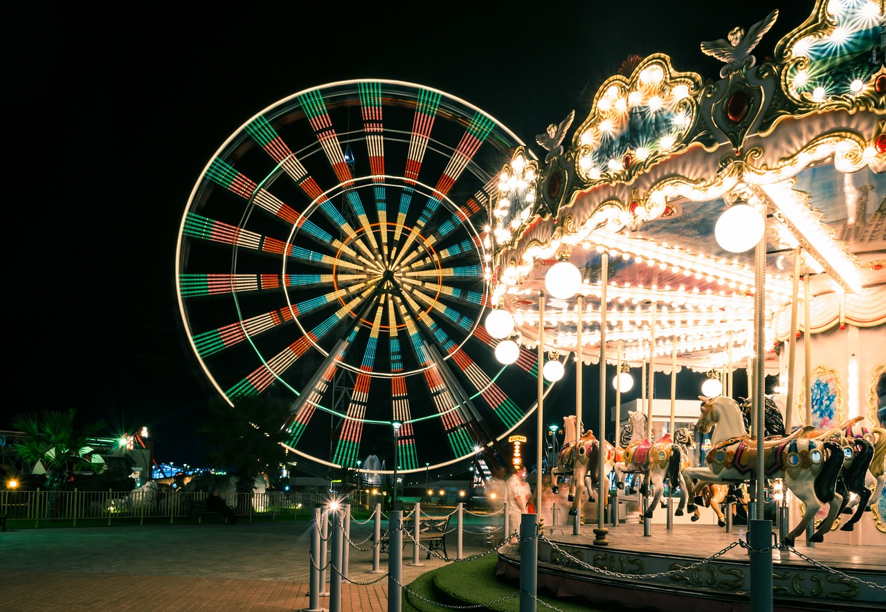 nc state fair and other fall events in the triangle