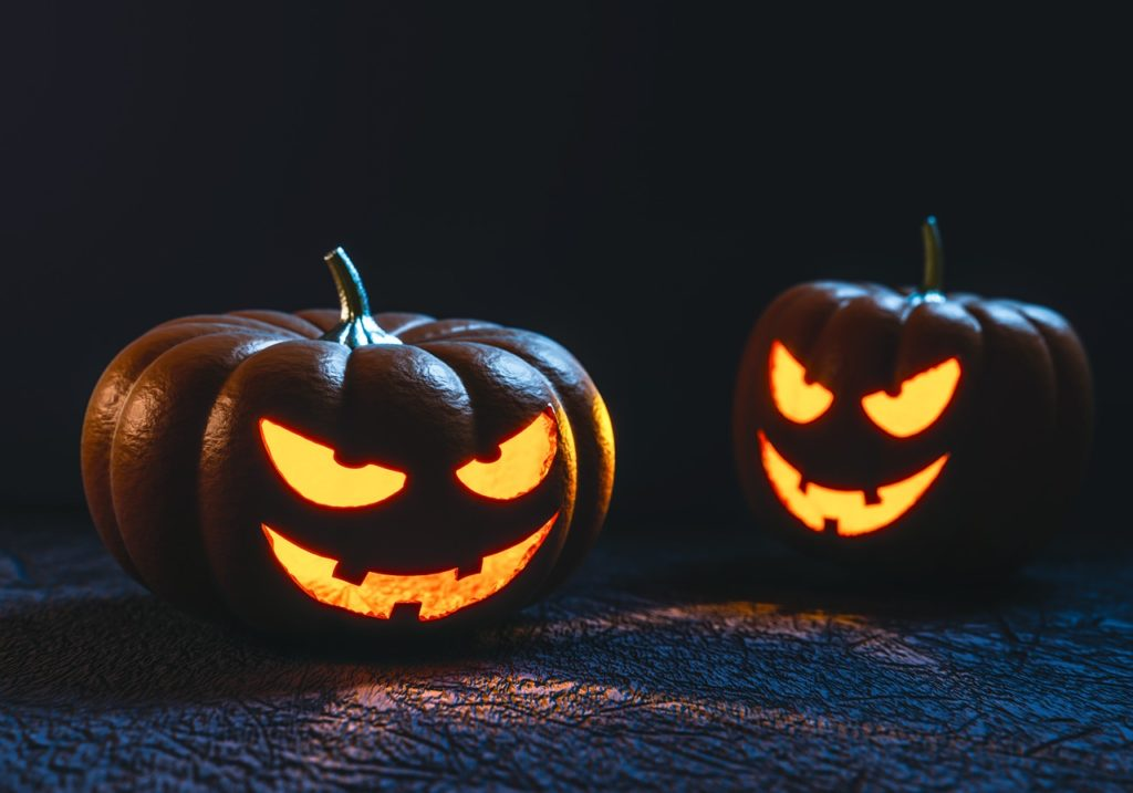 haunted trails and triangle fall events